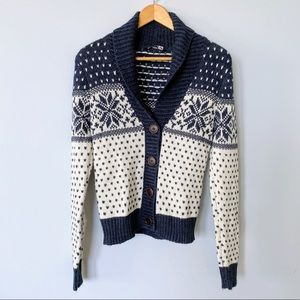 Bluenotes heavy Cardigan/ Sweater with buttons